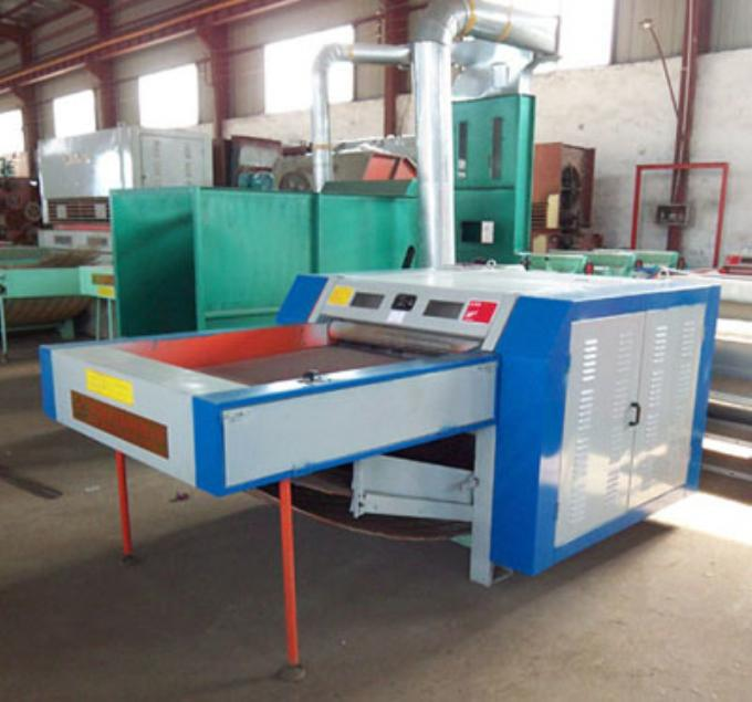 Waste clothes opening machine for recycling
