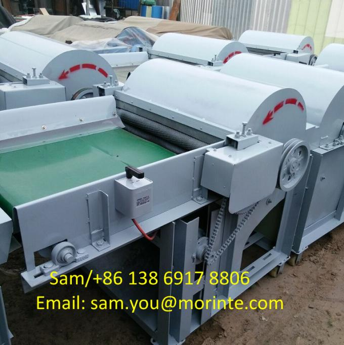 Wool Synthetic fiber opening machine simple type