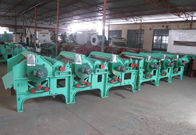 Waste jeans recycling machine for auto felt