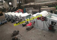 2+5 rollers Denim waste cotton waste recycling machine for spinning MT serious Morinte machinery
