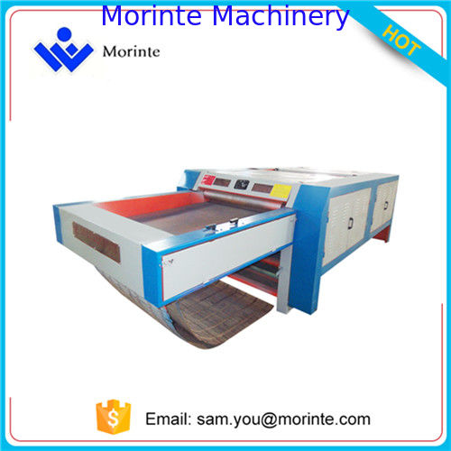 Rough fiber opening machine