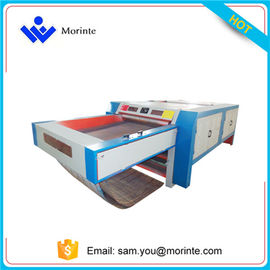 Two roller opening machine